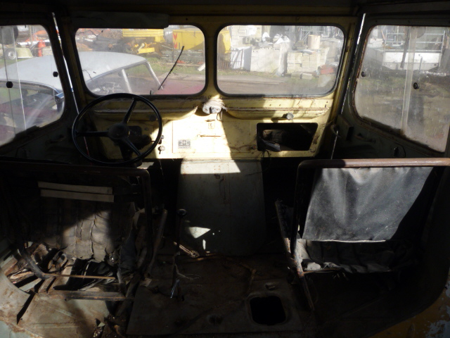 H bus Interieur