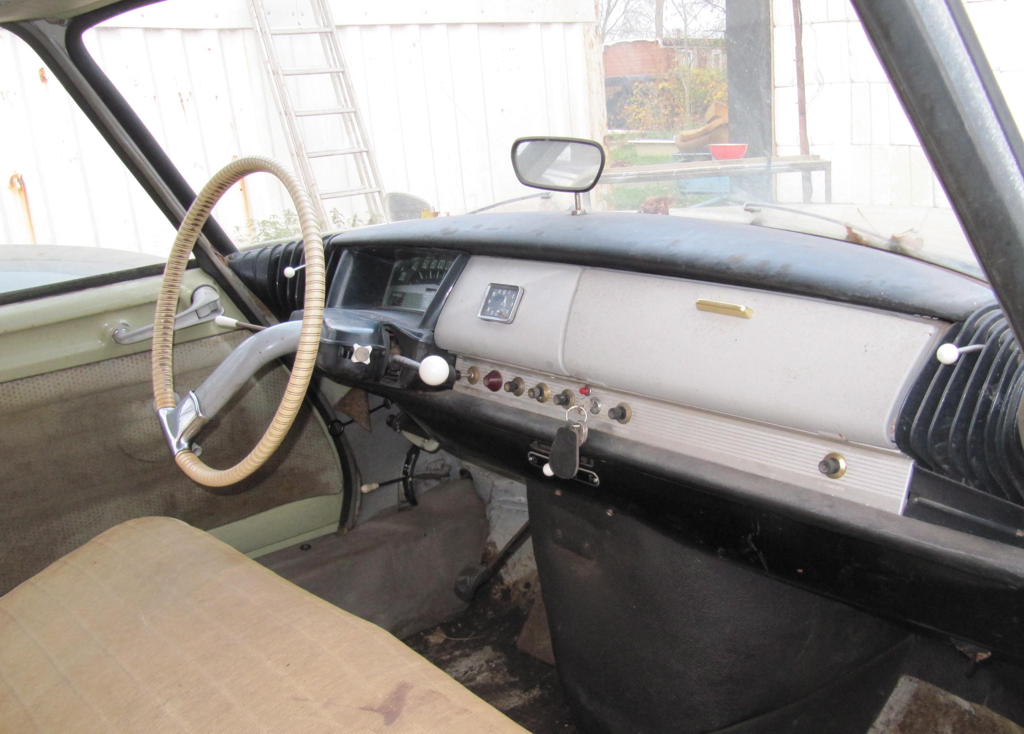 Citroen ID 19 F Luxe 1963 | Daniël Querido is lekker bezig…
