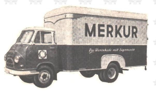 oude doos Merkur