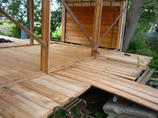 veranda oost stuctrap