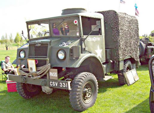 Chevy 1944 4x4 truck